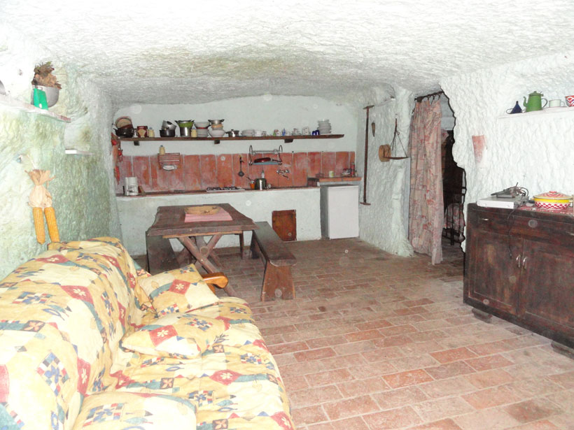 Apartment in the land of the Etruscans