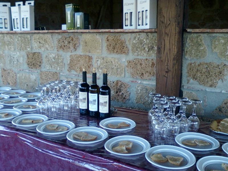Degustazioni in Agriturismo in Maremma Toscana